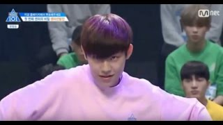 [EP3] 박우진 Park Woojin CUT Produce 101 Season 2