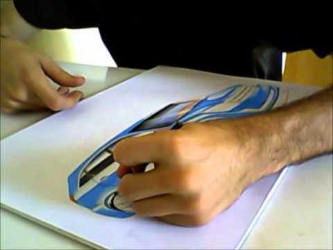 Desenhos de carro Andrey Kranz.wmv