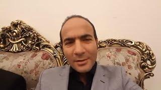 تقلید صدای علیرضا افتخاری در کنار خودش - حسن ریوندی