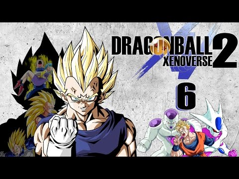A Cumstained Lizard And A Barney Lizard! Vegeta Plays Dragonball Xenoverse 2 Part 6