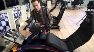 Playseat® F1 Red Bull Racing introduction by PlayseatStore