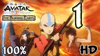 Avatar The Last Airbender: Burning Earth Walkthrough Part 1 | 100% (X360, Wii, PS2) HD
