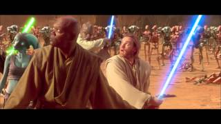 STAR WARS - Episodio II: El Ataque de los Clones - La llegada de los Clones