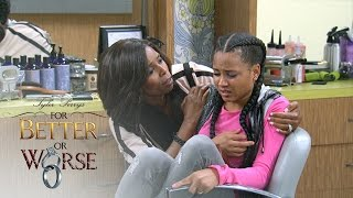 Pam Seeks Protection from Her Pimp   Tyler Perry's For Better Or Worse   Oprah Winfrey Network