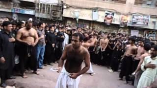 Anjuman e Sabeel-e-Masomeen (A.S) - Zanjeer Zani