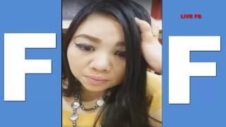 cewek cantik malaysia live di fb | wanita cantik imut menggemaskan berbagi video di facebook