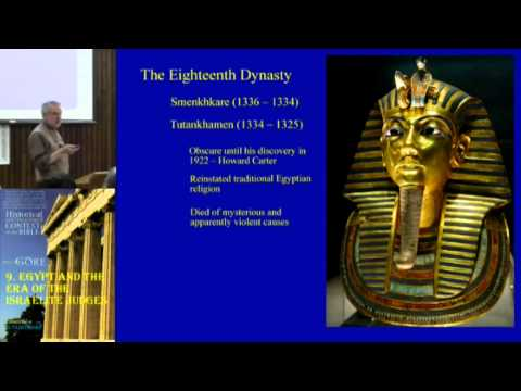 9. Egypt and the Era of the Israelite Judges
