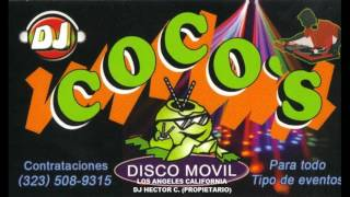 80's HIGH ENERGY E ITALO DISCO MIX BY DJ COCOS