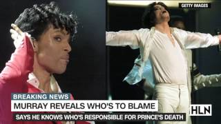 Dr. Drew responds to Conrad Murray's comments on Prince