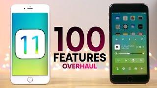 iOS 11 - 100 Features Wishlist