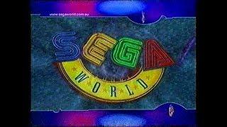 Sega World Sydney - 30 Second TVC (1998)