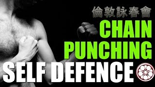 A Beginners Guide to Wing Chun Chain Punches