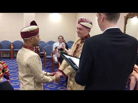 Xxx Mp4 First Muslim Same Sex Marriage 3gp Sex