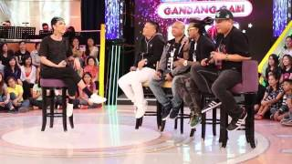 Andrew E x Salbakuta freestyle 'Pagibig ng Bading' on Gandang Gabi Vice