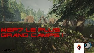 [ The Forest PC Whif Ghost ] #Ep7 Le plus grand camps !