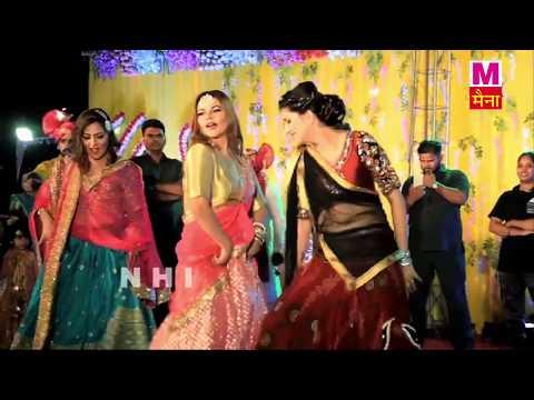 Xxx Mp4 बनारस में दूल्हे संग नाची सपना चौधरी Sapna Choudhary ने साड़ी में लगाए जोरदार ठुमके 3gp Sex