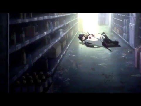 |Owari no Seraph| Mika Bites Yuu and Becomes a Vampire