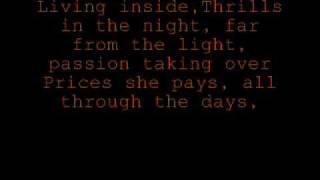 KISS Thrills In The Night Lyrics
