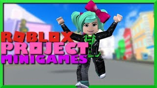 Mysterious Sporker?!?😳Roblox Project Minigames, SallyGreenGamer Geegee92 Family Friendly