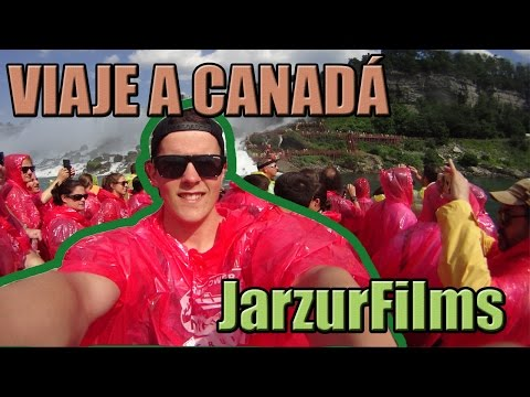 AMAZING TRIP TO CANADA | Montreal, Quebec, Ottawa, Toronto - SonyActionCam