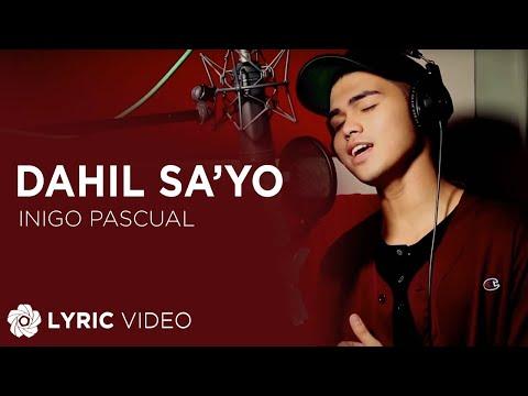 Inigo Pascual - Dahil Sa'yo