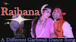 A Letest Different Garhwali Dance Song    Rajhana    Singer. Amit Saagar