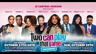 Two Can Play That Game w Vivica A. Fox, Porsha Williams +