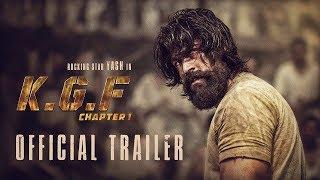 KGF Kannada Movie Trailer   Yash   Srinidhi Shetty   Prashanth Neel   Fan Made  