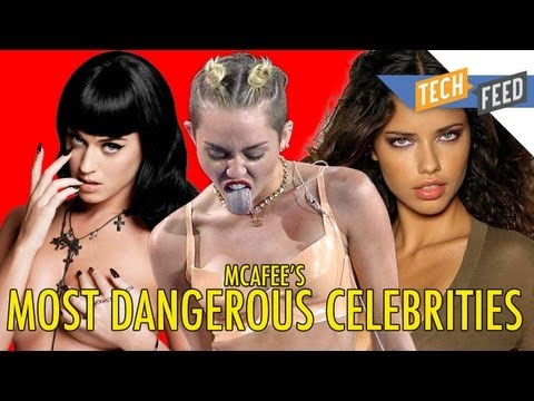 Searching For Celebrity Nudes Puts Your Data At RISK!