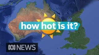 Why 25 degrees really is hot in the UK | Did You Know?