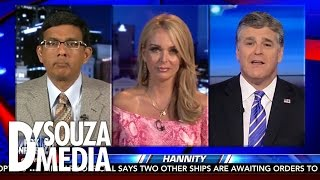 Hannity: D'Souza Exposes Hillary's Wall Street Deception