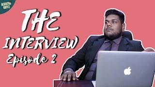 The Interview (Episode- 2) |Hyderabadi Comedy | Kantri Guyz