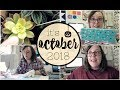 Download Video Download IT'S OCTOBER!   Happy Mail & WIP Sewing! 3GP MP4 FLV