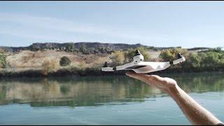 اختراع روعة ليصبح هاتفك الذكي طائرة بدون طيار Drone