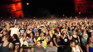 Skrillex - Live @ Red Rocks Amphitheatre 2014