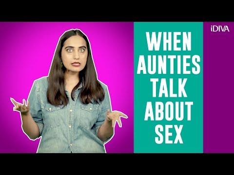 Xxx Mp4 IDIVA When Indian Aunties Talk About Sex 3gp Sex