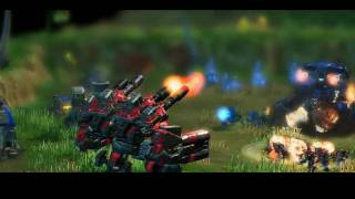 StarCraft II - Reloaded Trailer (Unofficial) (HD)