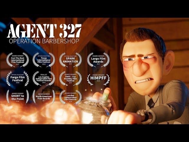 Agent 327: Operation Friseur