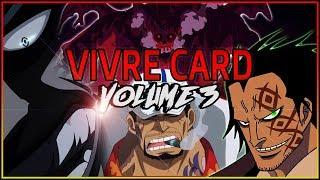 Akainu Has The Most POWERFUL Devil Fruit + Shillew's Fear   One Piece Vivre Card: Vol 3 (925+)