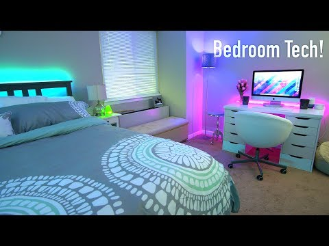 Teching Out Our Bedroom Room Tour 2017