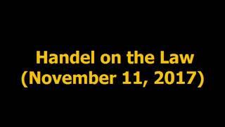 Handel:  Lawyer, Dawg