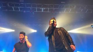 Road Trippin Live By Dan  Shay  House Of Blues Boston Ma