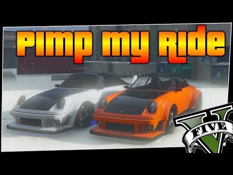 GTA 5 - Pimp My Ride #199 | Pfister Comet Retro Custom | Car Customization Competition