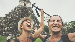 EPIC Guatemala Travels - Tikal Ruins (+Prohibited Drone Shots!) Vlog #2