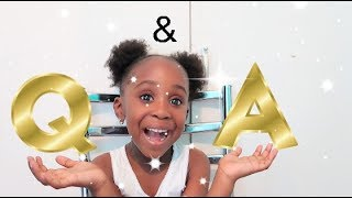 FUNNY Q&A WITH 5 YEAR OLD (MUSTWATCH)