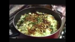 Makkah biriyani in  indian style!!!!- must watch