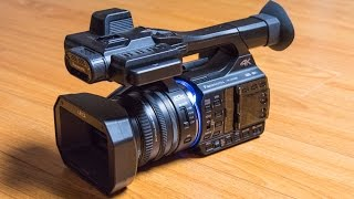 Panasonic HC X1000 - Review