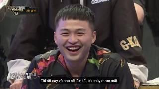 [VIETSUB/CUT] Jo Woo Chan @ Show Me The Money 6 Ep 2