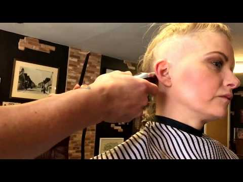 Xxx Mp4 Braids With Debra My Undercut Sidecut Side Shave 3gp Sex