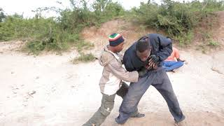 Kiwembe means Blade, film by Bagamoyo Film and Martial Arts